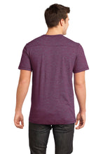 Load image into Gallery viewer, CLOSEOUT  - Young Mens Gravel 50/50 Notch Crew Tee. DT1400