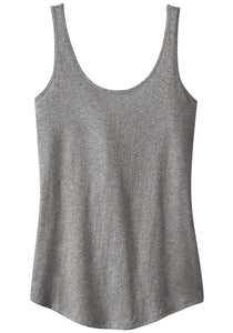 CLOSEOUT District - Juniors Cotton Swing Tank DT2500