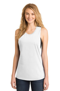District Women's Fitted V.I.T. Festival Tank. DT6301