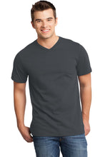 Load image into Gallery viewer, District Very Important Tee V-Neck. DT6500