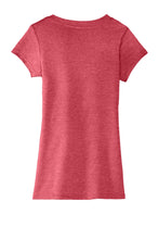 Load image into Gallery viewer, CLOSEOUT District Juniors Very Important Tee Deep V-Neck. DT6502