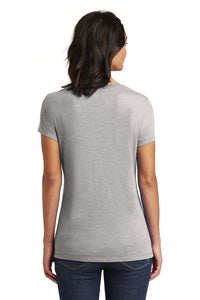 District  Women's Very Important Tee  V-Neck. DT6503
