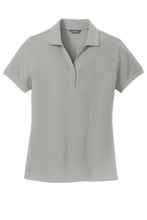 Load image into Gallery viewer, Eddie Bauer Ladies Cotton Pique Polo. EB101