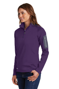 Eddie Bauer Ladies 1/2-Zip Performance Fleece. EB235