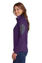 Load image into Gallery viewer, Eddie Bauer Ladies 1/2-Zip Performance Fleece. EB235