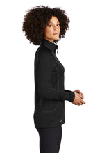 Load image into Gallery viewer, Eddie Bauer  Ladies Smooth Fleece Base Layer Full-Zip. EB247