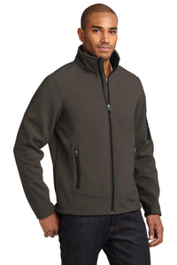 Eddie Bauer Rugged Ripstop Soft Shell Jacket. EB534