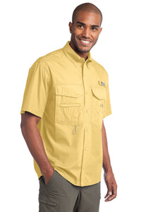 Eddie Bauer - Short Sleeve Fishing Shirt. EB608
