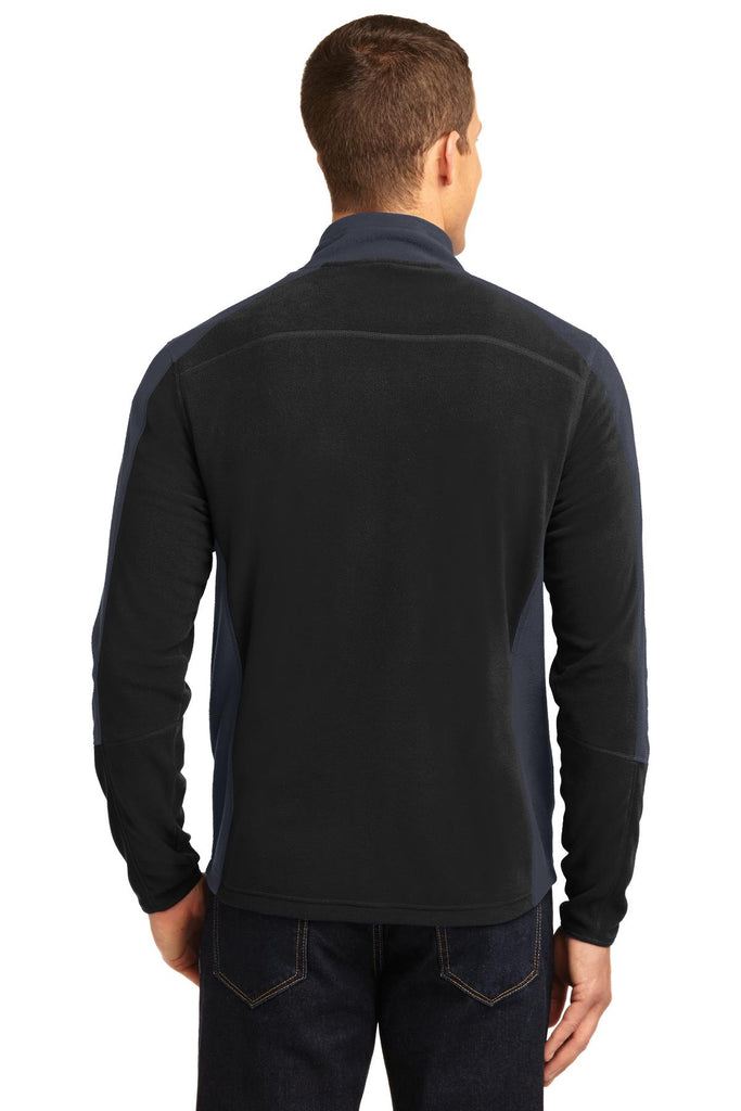 Port Authority Colorblock Microfleece Jacket. F230
