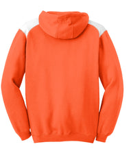 Load image into Gallery viewer, CLOSEOUT Sport-Tek Pullover Hooded Sweatshirt with Contrast Color. F264