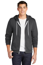 Load image into Gallery viewer, American Apparel  USA Collection Flex Fleece Zip Hoodie. F497