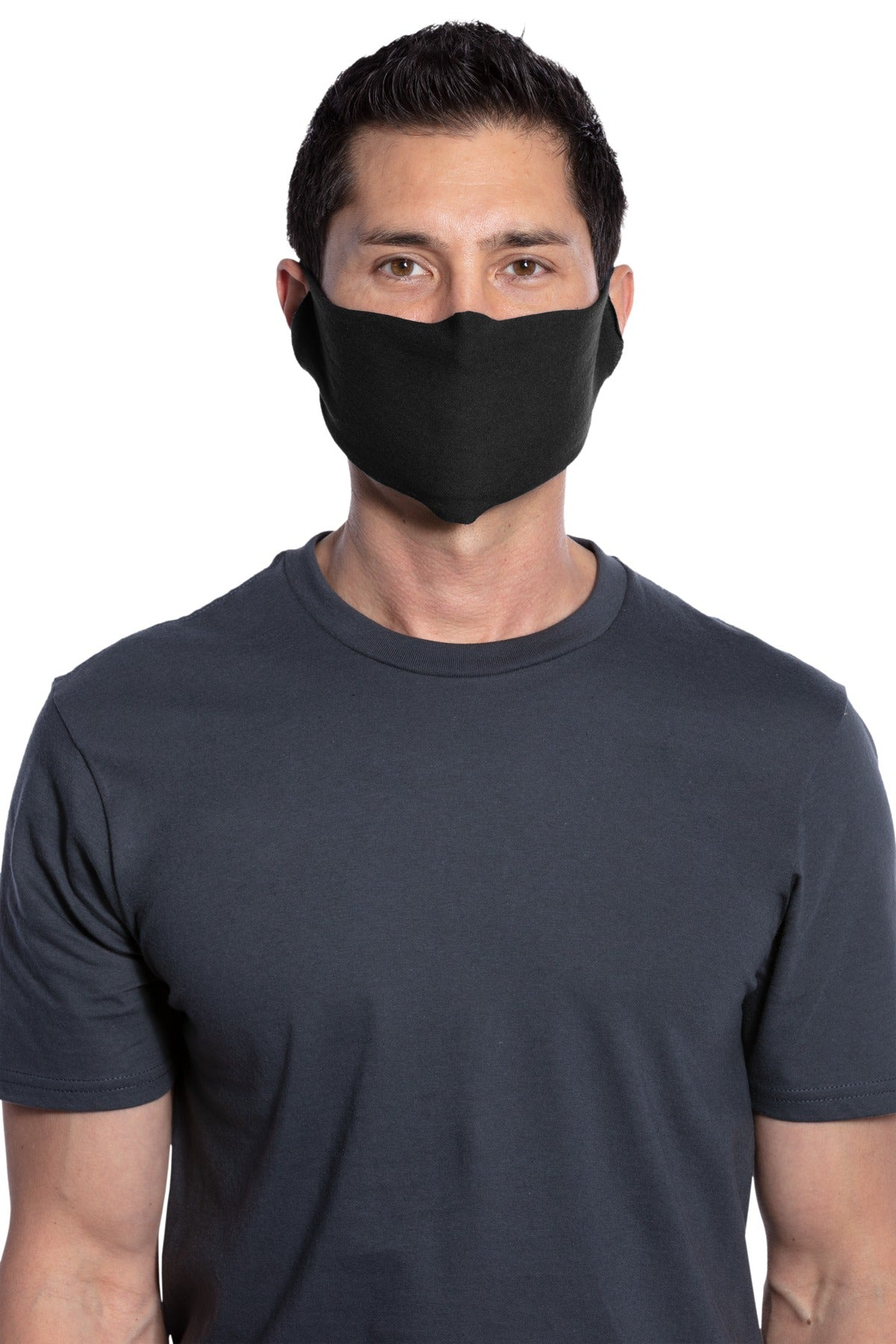 50/50 Cotton/Poly Face Covering 240 pack (10 packs = 1 Case) FACECVR240