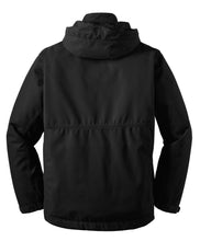 Load image into Gallery viewer, Port Authority Herringbone 3-in-1 Parka. J302