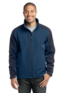 CLOSEOUT Port Authority Gradient Soft Shell Jacket. J311