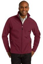 Load image into Gallery viewer, Port Authority Core Soft Shell Jacket. J317