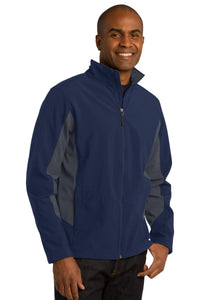 Port Authority Core Colorblock Soft Shell Jacket. J318