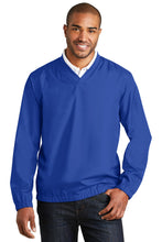 Load image into Gallery viewer, Port Authority Zephyr V-Neck Pullover. J342