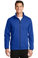 Load image into Gallery viewer, Port Authority Active Soft Shell Jacket. J717