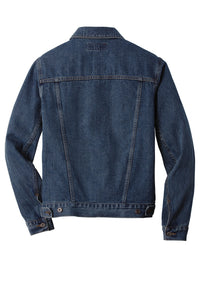 Port Authority Denim Jacket. J7620