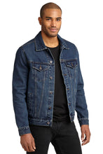 Load image into Gallery viewer, Port Authority Denim Jacket. J7620