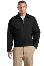 Load image into Gallery viewer, CornerStone Tall Duck Cloth Work Jacket. TLJ763