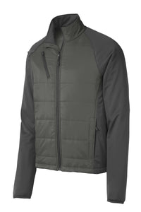 Port Authority Hybrid Soft Shell Jacket. J787