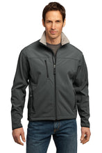 Load image into Gallery viewer, Port Authority Tall Glacier Soft Shell Jacket. TLJ790