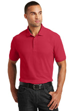 Load image into Gallery viewer, Port Authority Core Classic Pique Polo. K100