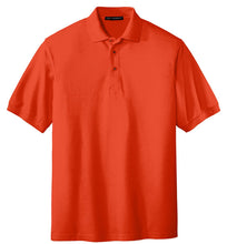 Load image into Gallery viewer, Port Authority Silk Touch Polo.  K500