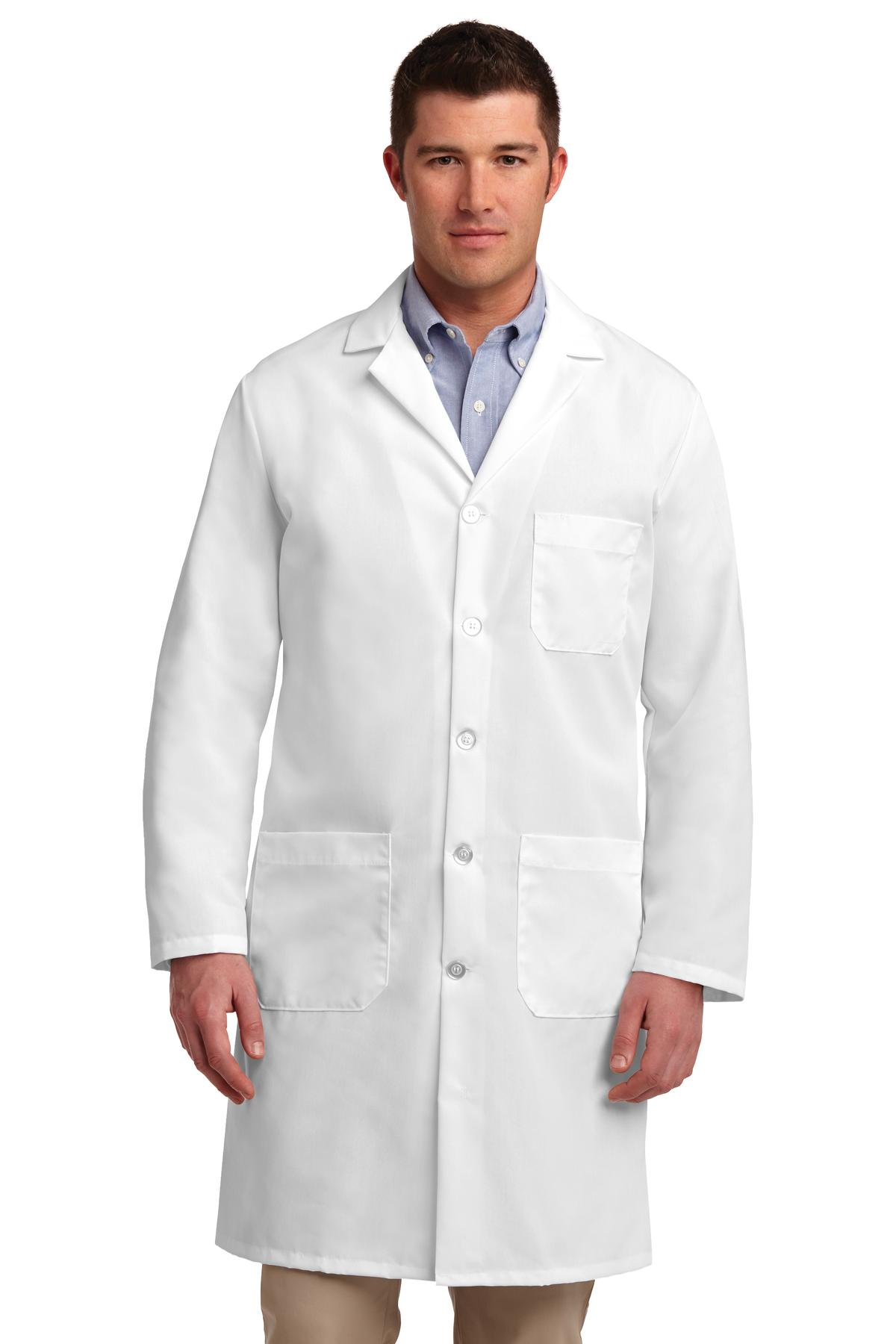 Red Kap Lab Coat. KP14