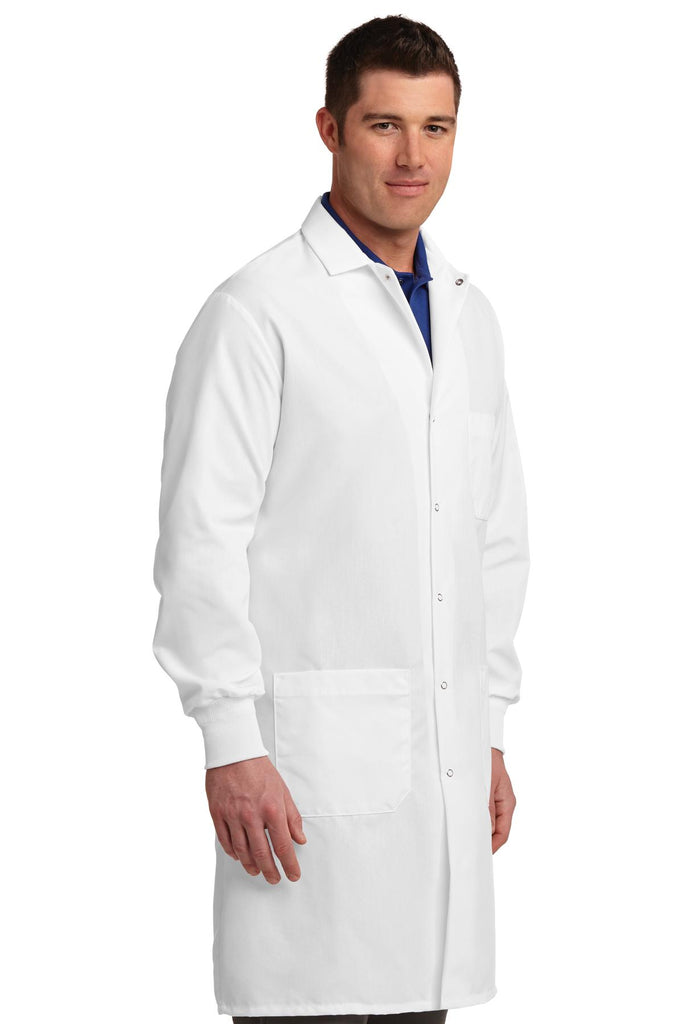 CLOSEOUT Red Kap Specialized Cuffed Lab Coat. KP70
