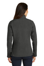 Load image into Gallery viewer, Port Authority Ladies Core Soft Shell Jacket. L317