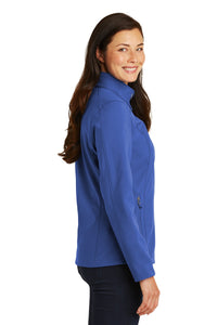 Port Authority Ladies Core Soft Shell Jacket. L317