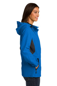 Port Authority Ladies Cascade Waterproof Jacket. L322