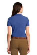 Load image into Gallery viewer, Port Authority Ladies Stain-Resistant Polo. L510
