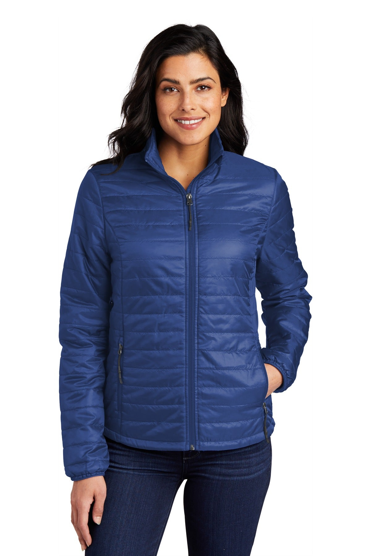 Port Authority Ladies Packable Puffy Jacket L850