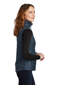 Port Authority  Ladies Packable Puffy Vest L851