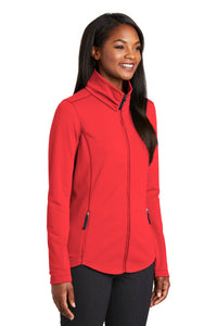 Port Authority  Ladies Collective Smooth Fleece Jacket. L904
