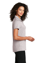 Load image into Gallery viewer, Port Authority  Ladies Gingham Polo LK646