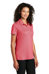 Port Authority  Ladies Gingham Polo LK646