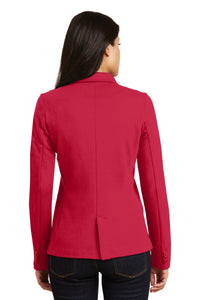 Port Authority Ladies Knit Blazer. LM2000