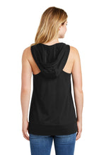 Load image into Gallery viewer, New Era  Ladies Heritage Blend Hoodie Tank. LNEA106