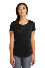 Load image into Gallery viewer, New Era  Ladies Series Performance Scoop Tee. LNEA200