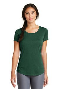 New Era  Ladies Series Performance Scoop Tee. LNEA200