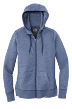 Load image into Gallery viewer, New Era  Ladies French Terry Full-Zip Hoodie. LNEA502