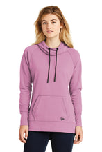 Load image into Gallery viewer, New Era  Ladies Tri-Blend Fleece Pullover Hoodie. LNEA510