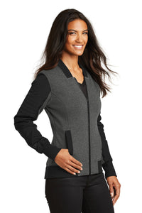 OGIO Ladies Crossbar Jacket. LOG506