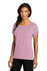 OGIO  Ladies Luuma Cuffed Short Sleeve. LOG800