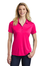 Load image into Gallery viewer, Sport-Tek  Ladies PosiCharge  Competitor  Polo. LST550