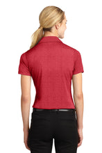 Load image into Gallery viewer, Sport-Tek Ladies Heather Contender Polo. LST660